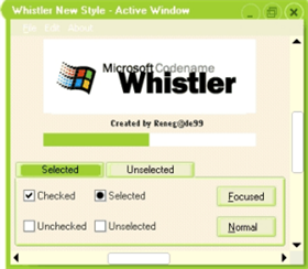 Whistler New Style 1.0