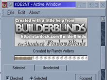 KDE2NT