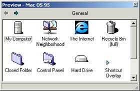 Mac OS 95