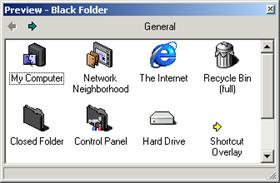 Black Folders