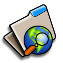 WC Browser 128 pixels PNG
