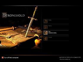 Stronghold Logon