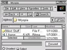 Myopia UIS1+