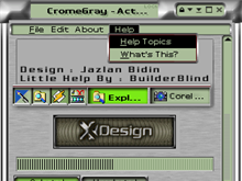 CromeGray