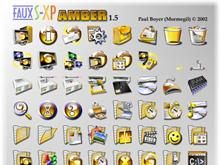 FauxS-XP (Amber) V1.5