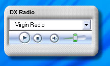 DX2 Radio Player