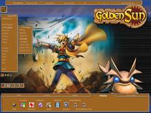 Golden Sun - Isaac