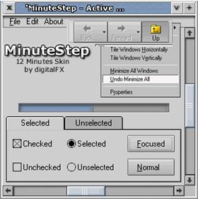 Minutestep