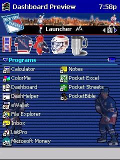 NY Rangers NHL