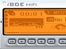 iBDE HiFi V5 Yellow