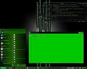 Matrix desktop