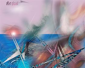 ALIEN PLANET - alien cosmos3