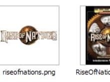 Rise of Nations icons