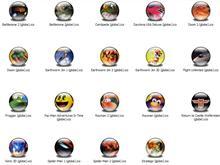 Games 4 XP Icons (Globe)