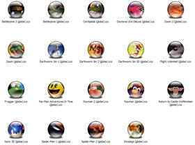 Games 4 XP Icons (Globe)