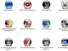 Games 7 Icons (Globe)