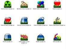 Jungle icons (Addon 04)