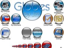 Globes by Jim XP