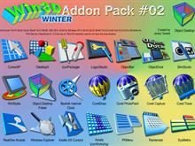 Win3D Winter OD Addon 02