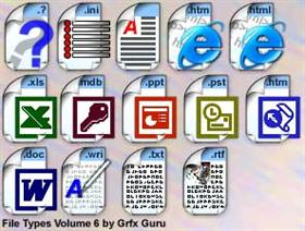 File Types Volume 6