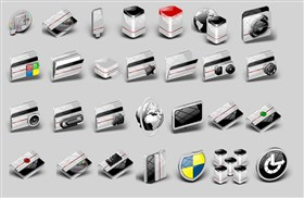 Simplicity 7 OD Icons