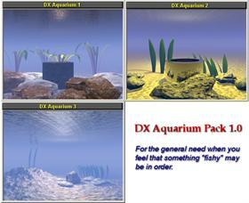 DXAquarium Pack
