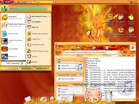 Burning Desktop