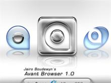 Avant Browser ver 1.0
