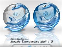 Mozilla Thunderbird Mail Icons 1.0