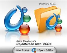 ObjectDock 2004