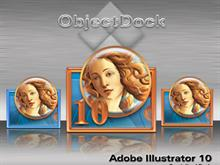 Adobe Illustrator 10 Crystalized Pack ver. 1.0