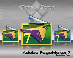Adobe PageMaker 7 Crystalized Pack