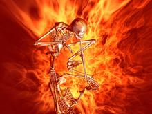 Feel the fire Skully