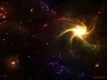 Lighting Universe by ifreex