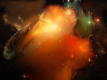 Plasma Nebula by Moonchilde-Stock