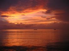 Negril, Jamaica Sunset 2002
