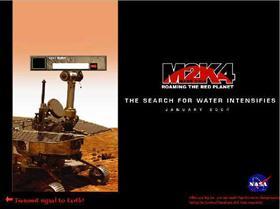 MARS - M2K4 Rover