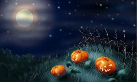 Graveyard Pumpkins_Vista