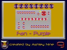 Fan - Purple