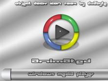 Windows Media Player Animated