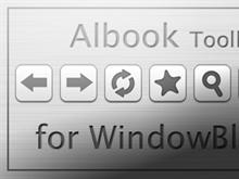 Albook Toolbar