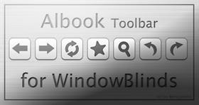 Albook Toolbar