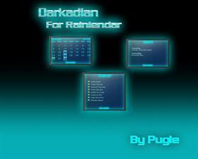 Darkadian for Rainlendar