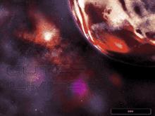 Outer Limits ~ Red Nebula