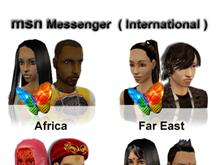 Realistic Msn Messenger (International)