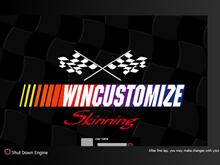 Wincustomize NASCAR Edition