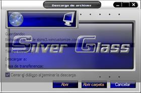 Silver Glass Anim