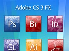 Adobe Creative Suite 3 CS3 FX