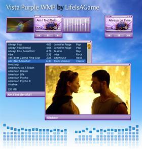 Vista Purple WMP