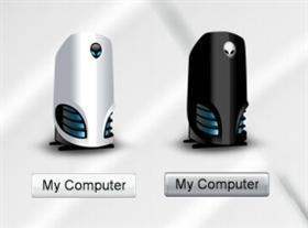 Alienware Labels